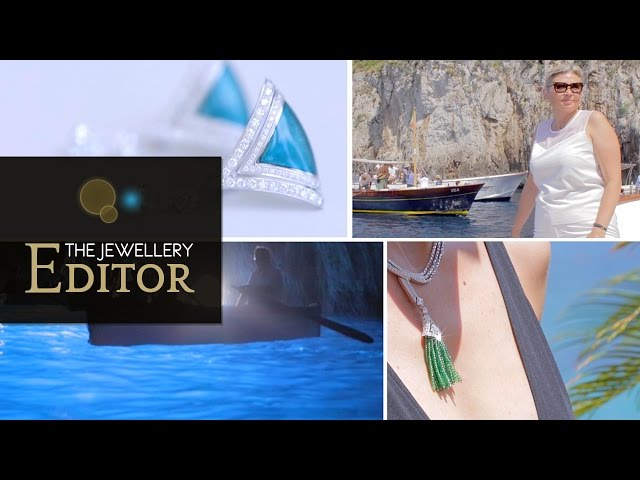 Escape to Capri for Acte V: the new Louis Vuitton high jewellery ...