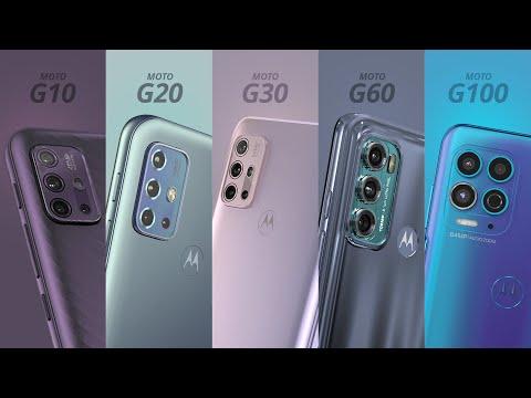 Moto G10, G20, G30, G60 (ou G40 Fusion), G100 (+G50!): quais Motorolas fazem sentido? [COMPARATIVO]