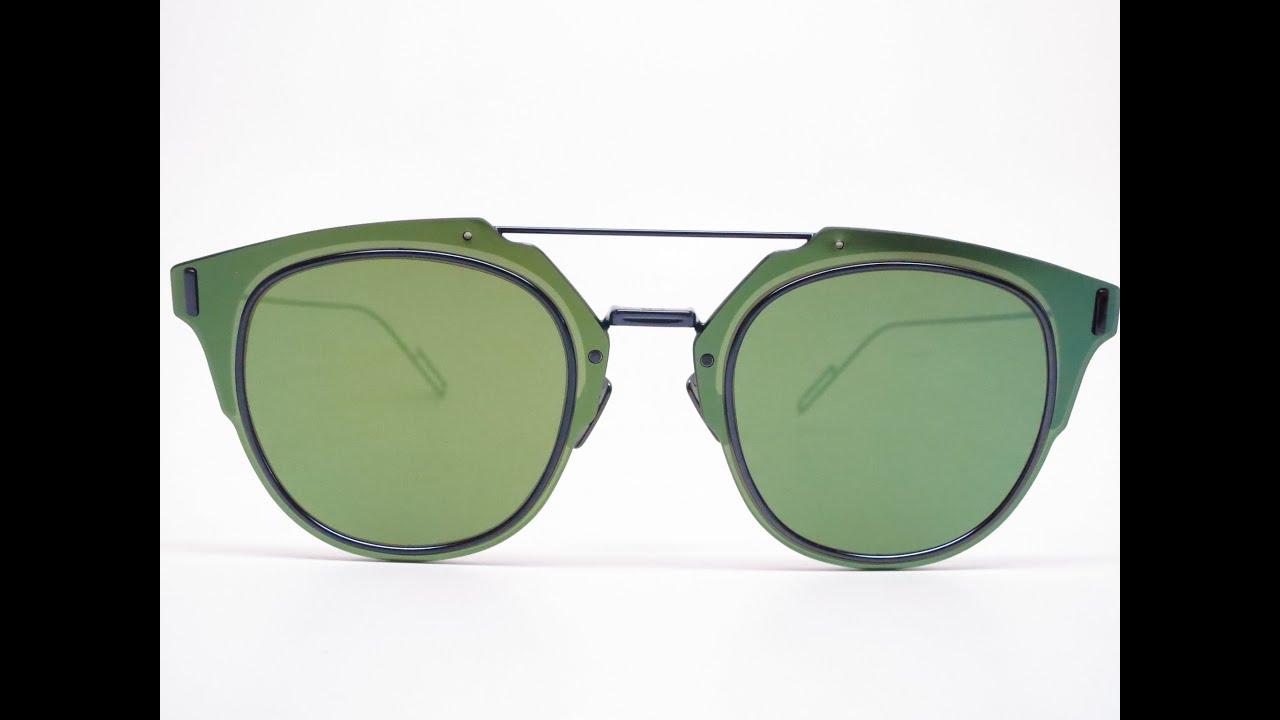 158c81aa2e9e Dior Composit 1.0 A2JAF Blue Lucido Sunglasses
