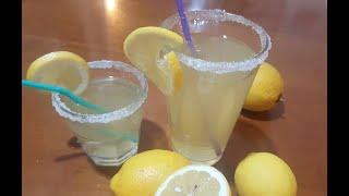 Лимонад самый быстрый и вкусный рецепт