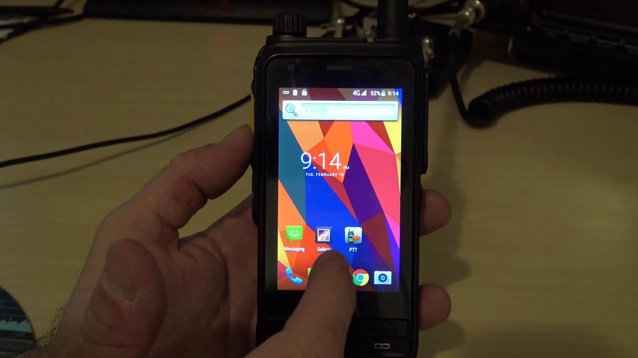 DMR Boxchip Converted To DMR Rfinder, DMR Smartphone Upgrade