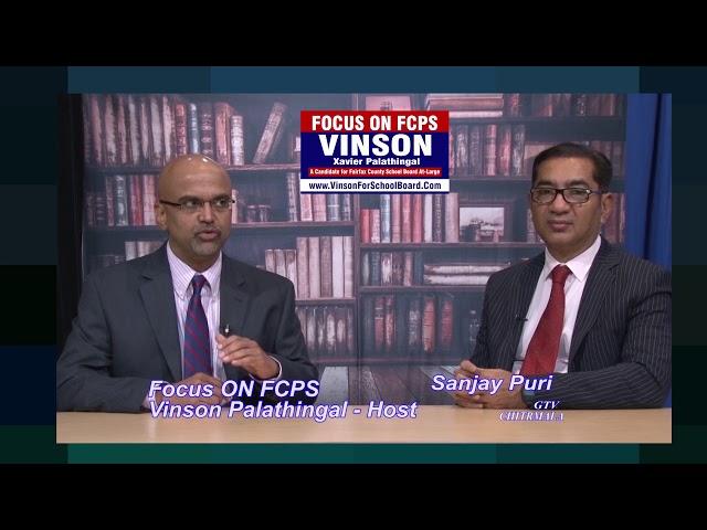 VINSON FOR SCHOOL BOARD  - Chitramala -  15 OCT 2019