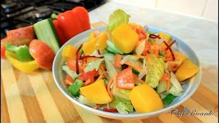 Fresh Home Made Mango Salad Recipes