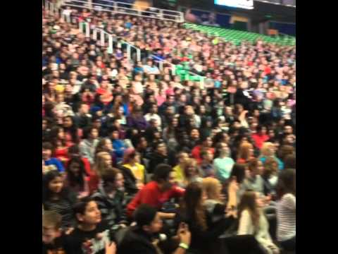 Energy Solutions Arena Financial Fitness Event