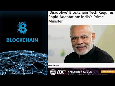 BlockChain Acceptance - NASA, Samsung, MasterCard - what about India ???