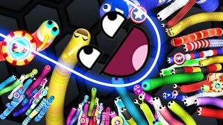 Slither.io - ULTIMATE MASTER SNAKE - Epic Slitherio Gameplay