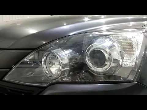 Замена линз на Honda CR V