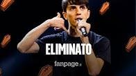 """Nuela fuori da X Factor 2019, la reazione del giovane: """"Ho un istinto omicida… e grazie Malika"""""""