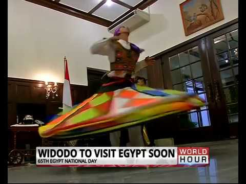 Egyptian Embassy in Jakarta celebrated the 65th National Day