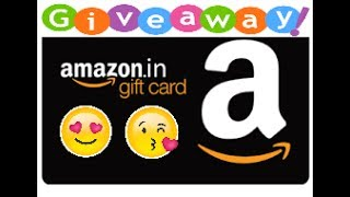 Giveaway Amazon Gift Card | Clash of Clans And Clash Royale | Gaming Channel |