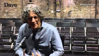 Alan Davies: As Yet Untitled - Alan Davies Interview