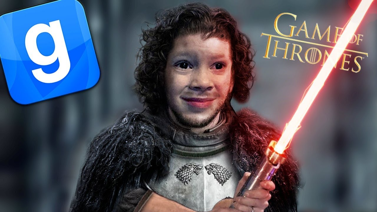 GAME OF TROLLS - GARRY'S MOD GAME OF THRONES RP