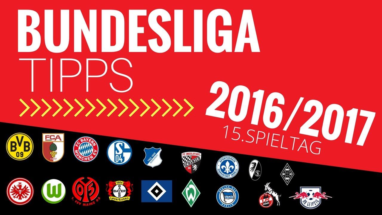 Bundesliga 3. Spieltag Tipps