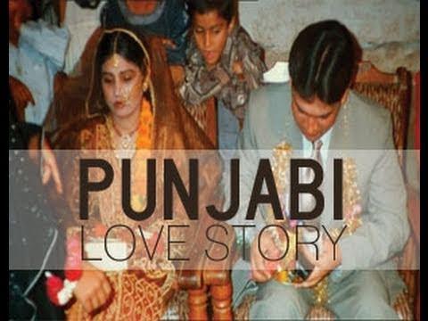 Punjabi Love Story - Trailer