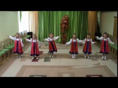 """Осенние посиделки - песня """"Ой вставала я ранешенько"""""""