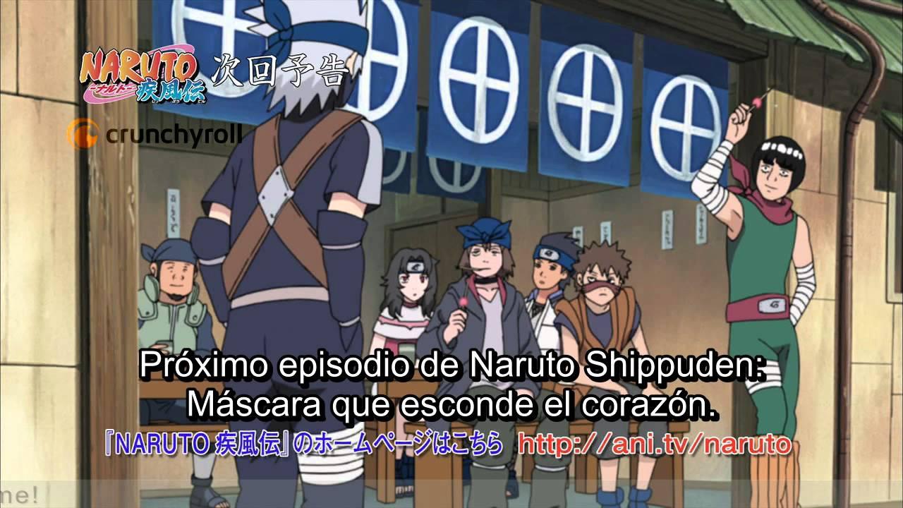 Naruto Shippuden 349 Español