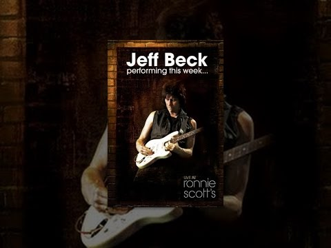 Jeff Beck   at Ronnie Scotts