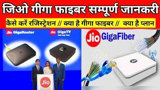 jio giga fiber plans !! jio gigafiber kya hai !! jio giga fiber registration website