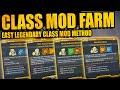 Borderlands 3: BEST ONLINE LEGENDARY CLASS MOD FARMS - Best Way To Get Class Mods - Full Guide