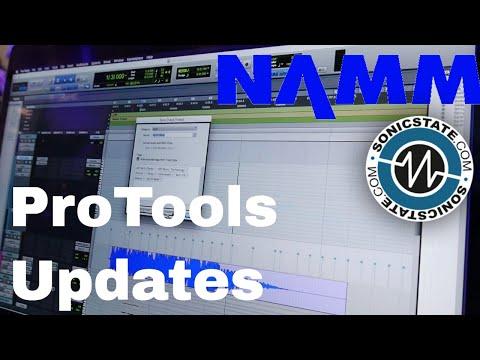 NAMM 2018 Avid Updates To Pro Tools