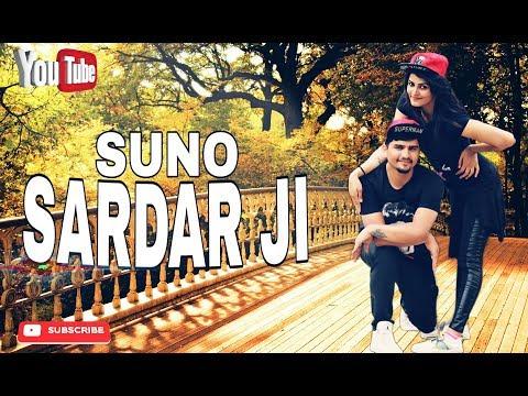 SUNO SARDAR JI | BHANGRA COVER | MEHTAB VIRK | PIYUSH&DIMPLE | LATEST NEW SONG | CHOREO BY PIYUSH SM