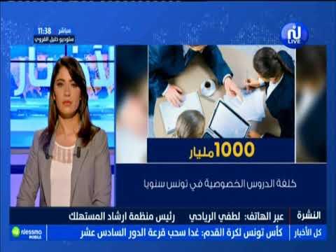 ألف مليار سنويا كلفة الدروس الدروس الخصوصية في تونس