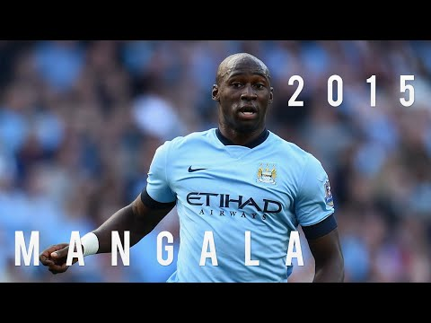 Eliaquim Mangala 2015 HD / Defensive Skills and Passes / Manchester City F.C.