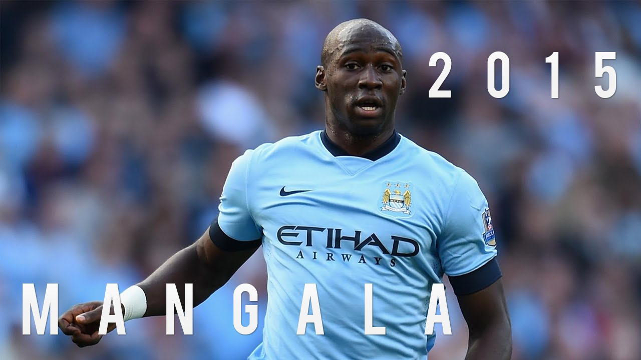 Eliaquim Mangala 2015 HD Defensive Skills and Passes