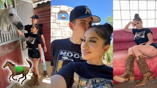BOYFRIEND TAKES ME TO THE RANCH!