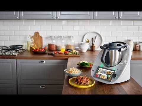 Introducing Thermomix Tm6
