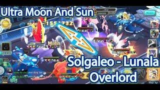 Review Cặp Đôi Bá Chủ Sun And Moon Đại Chiến Ultra Sun And Moon