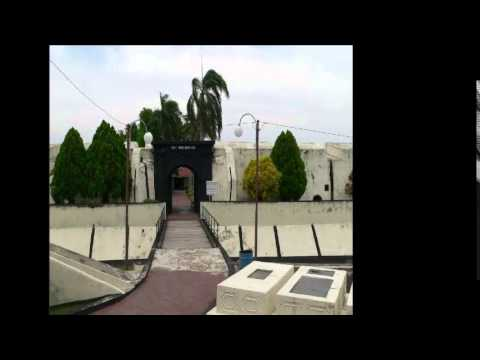 Fort Marlborough Bengkulu City