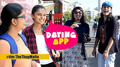 Online Dating App - Mumbai | Funny humor Answers  2017 I prank on hot girls India  I The Thug Mafia