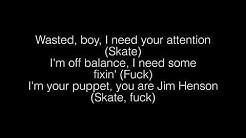 Tyler The Creator- I Think Lyrics