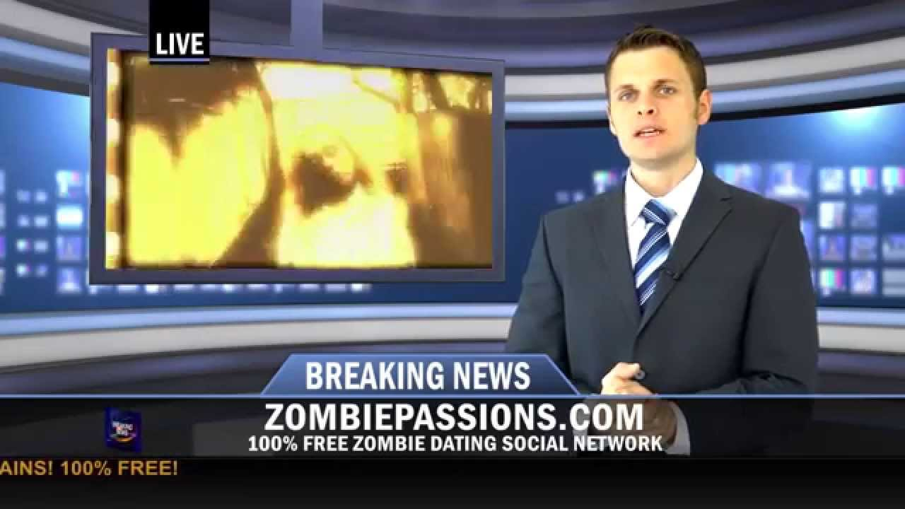 dating site voor zombies