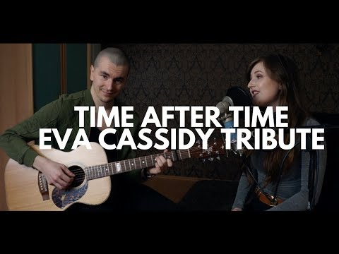 Time after time - Eva Cassidy tribute cover   Vivienne & michael