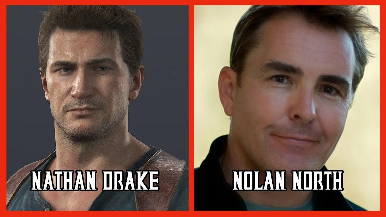 characters and voice actors uncharted 4 a thief s end youtube