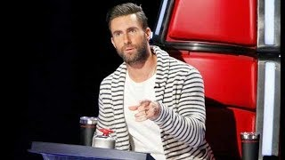 ADAM CRYING   The Voice 2017 Emotional Blind Auditions NORTH AMERICA
