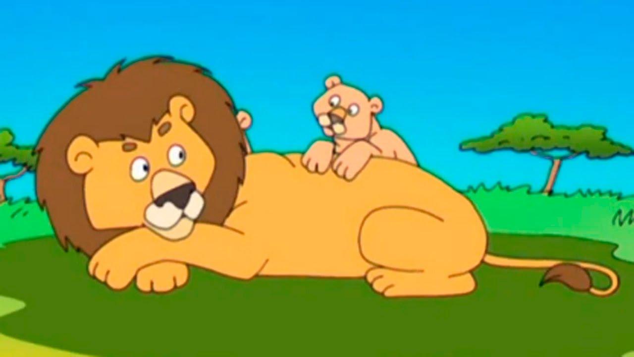 Развивающие мультфильмы - Твои Первые Животные