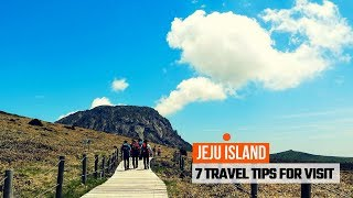 7 Travel Tips in Jeju Island, Start from Jeju Airport