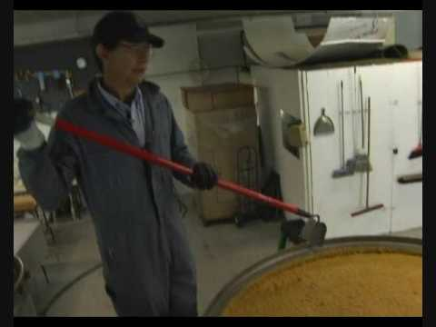 Moonshine Corn Mash Fermenting - YouTube
