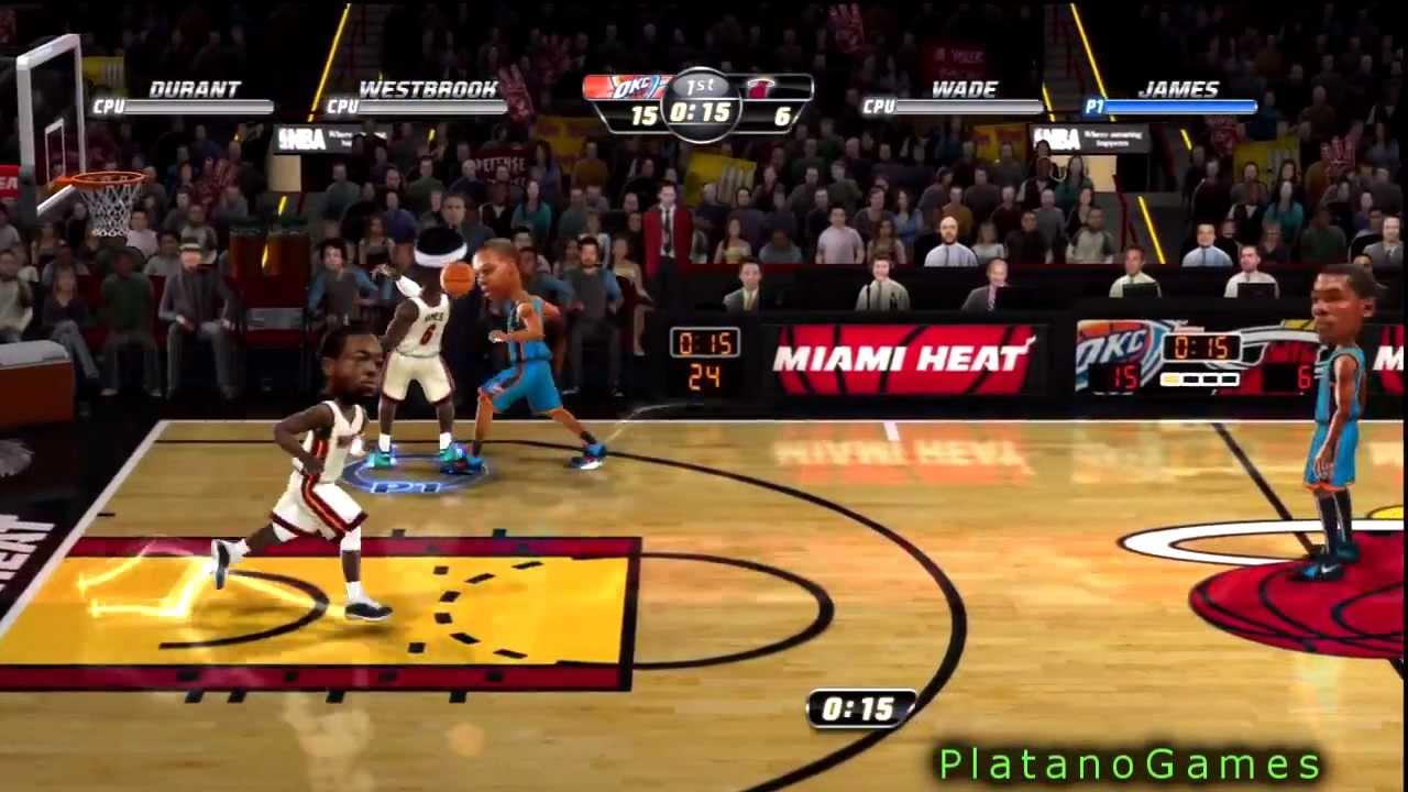 NBA Finals 2012 - Oklahoma City Thunders vs Miami Heat ...