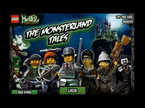 Lego Monster Fighters Online Game Trailer