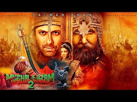 Mughal-E-Azam 2 : Official Trailer | Salman Khan | Shahrukh Khan |Amitabh Bachchan |S.S.RAJAMOULI