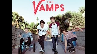 Watch Vamps Shout About It video