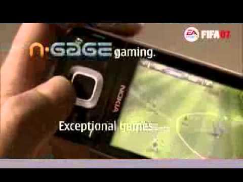Реклама Nokia N81