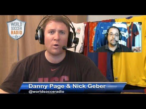 World Soccer Radio - 3/11/14 w/ Guest Bobby McMahon