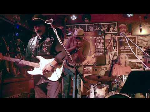 Greg Wright and Ron De Jesus~Blues Night Jam at the Baked Potato in Studio City LA
