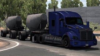 [1.32] American Truck Simulator | Kenworth T880 | Mods