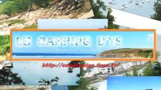 Le Camping d'Ys _ Plage de Kervel  ( Baie de Douarnenez)
